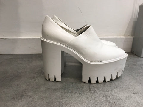 Chaussures Stella McCartney blanches T.36