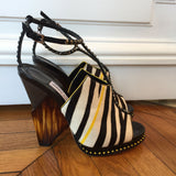 Sandales Jimmy Choo T.39,5 NEUVES