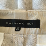 Short Barbara Bui beige T.36
