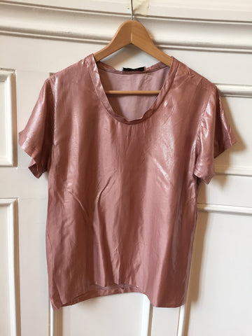 Top Guy Laroche Rose T.36