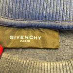 Sweat Givenchy bleu T.S