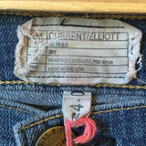 Jeans Current Elliott bleu T.24