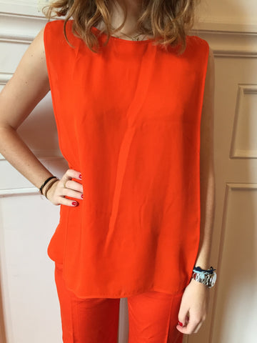 Top Stella McCartney Orange T.36