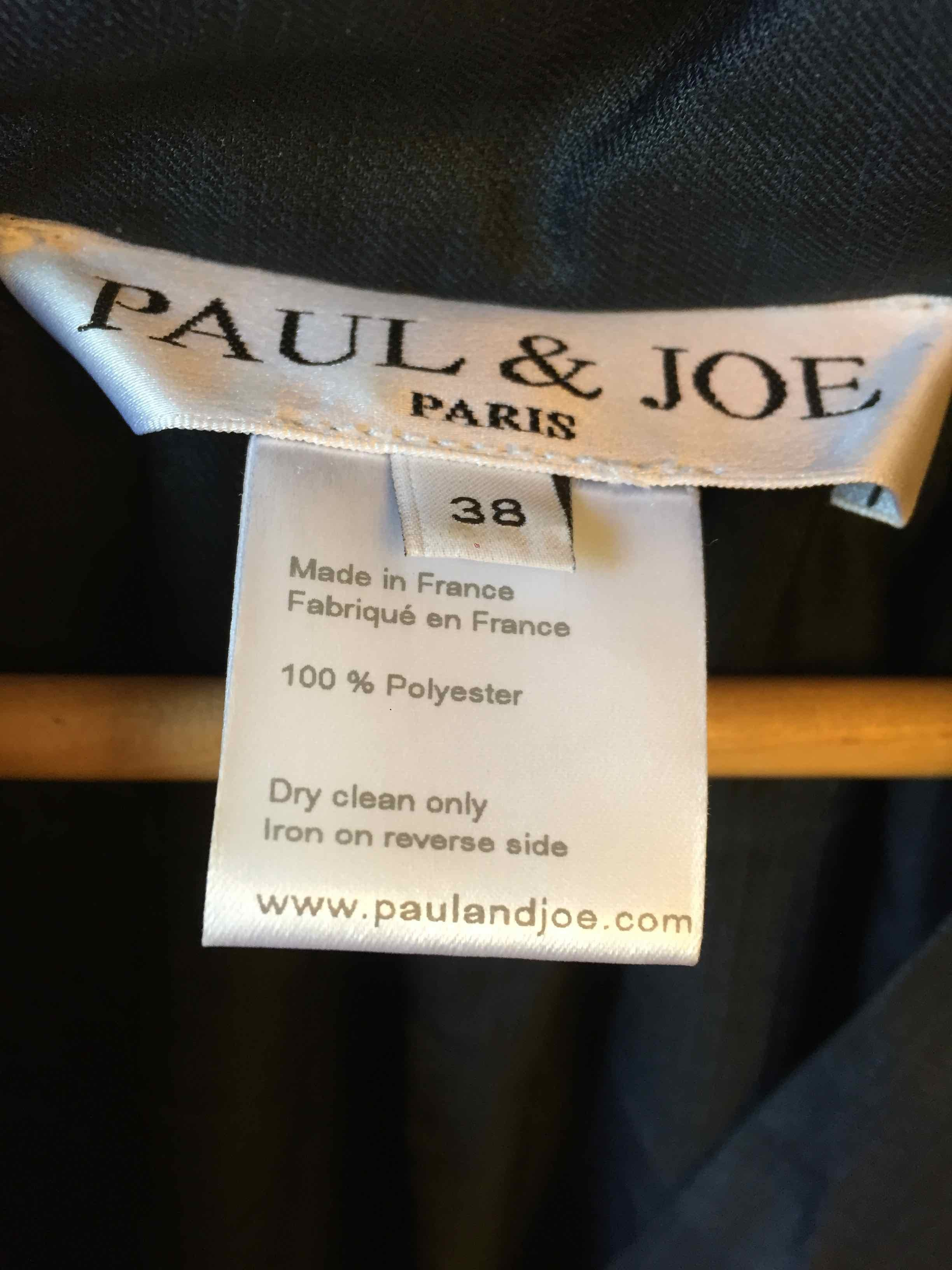 Robe Paul & Joe grise T.38