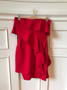 Robe LaMania rouge T.36