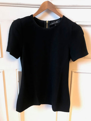 Top Isabel Marant noir T.3