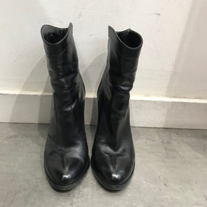 Boots Gianvito Rossi noires T.37,5