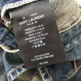 Short Saint Laurent en jeans T.29