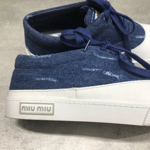 Baskets Miu Miu T.38