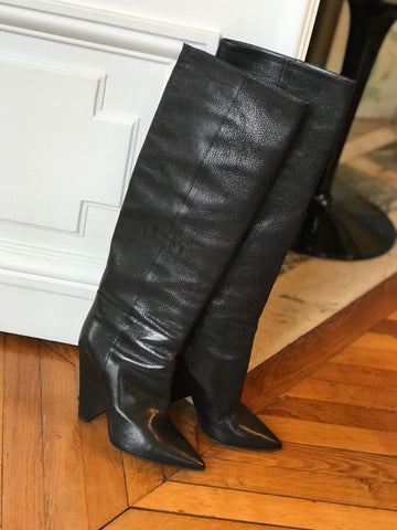 Bottes Saint Laurent Niki T.37,5