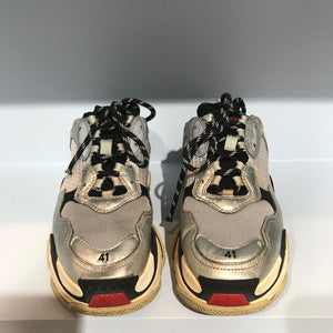 Baskets Balenciaga Triple S T.41