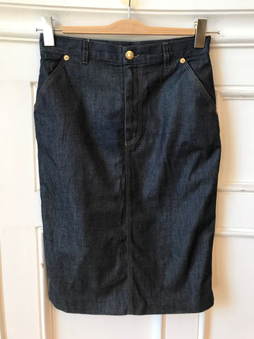 Jupe Gucci jeans T.36