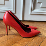 Escarpins Celine rouges T.39