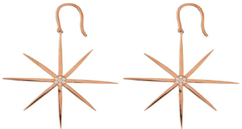 Tantric Stars Earrings