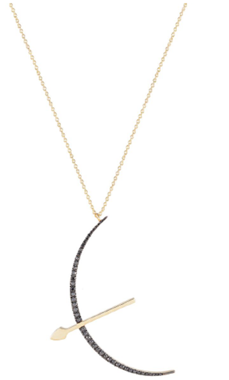 Boundless Arrow Necklace