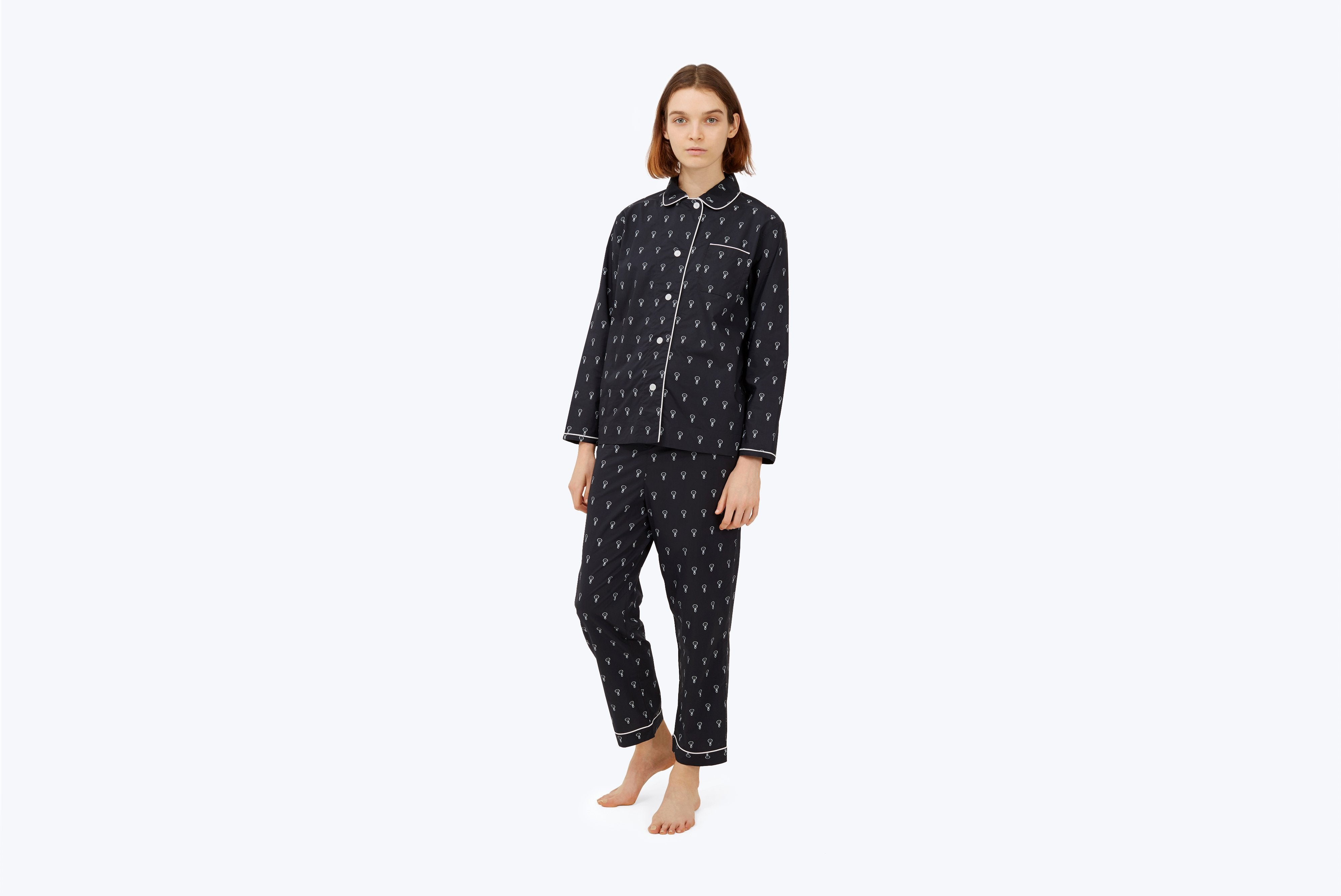 DLF Bishop Pajama Set