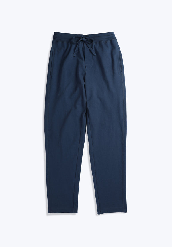 SLEEPY JONES | Cy Jogger Faded Navy Soft Rugby
