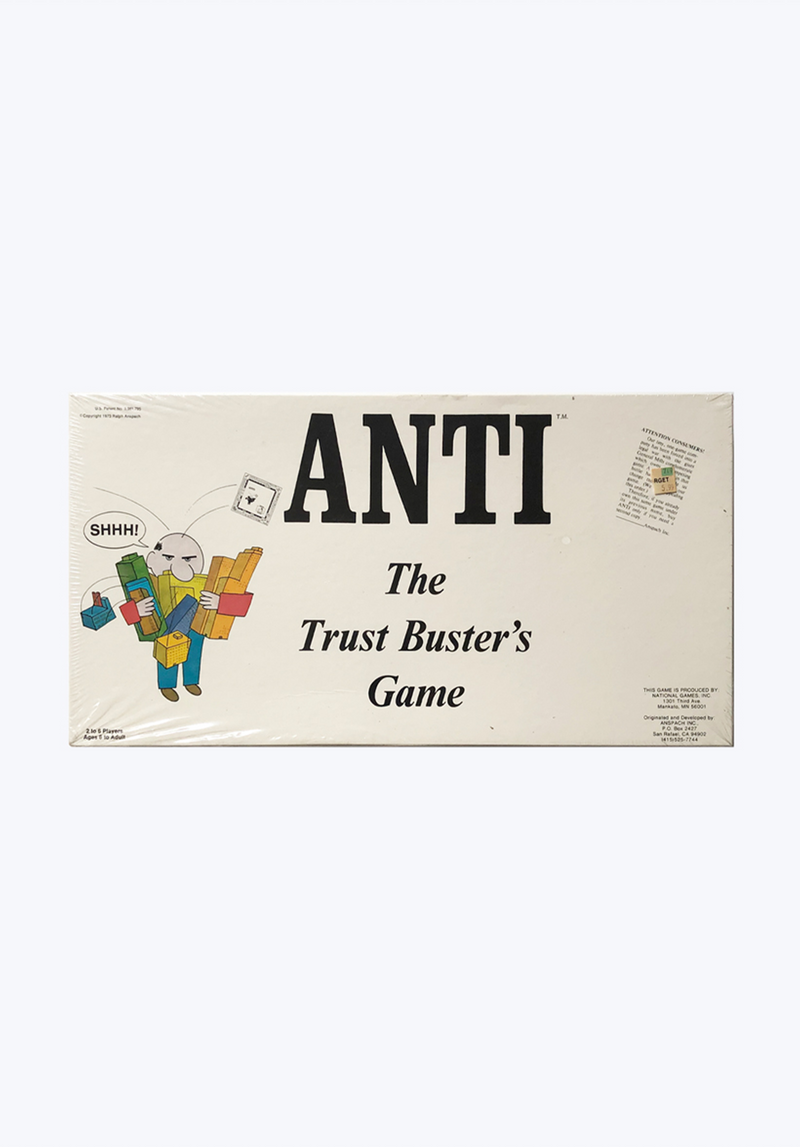 Anti - The Trust Buster's Game