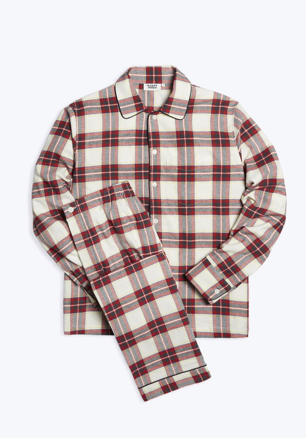 SLEEPY JONES | Henry Pajama Set Gift Wrap Flannel