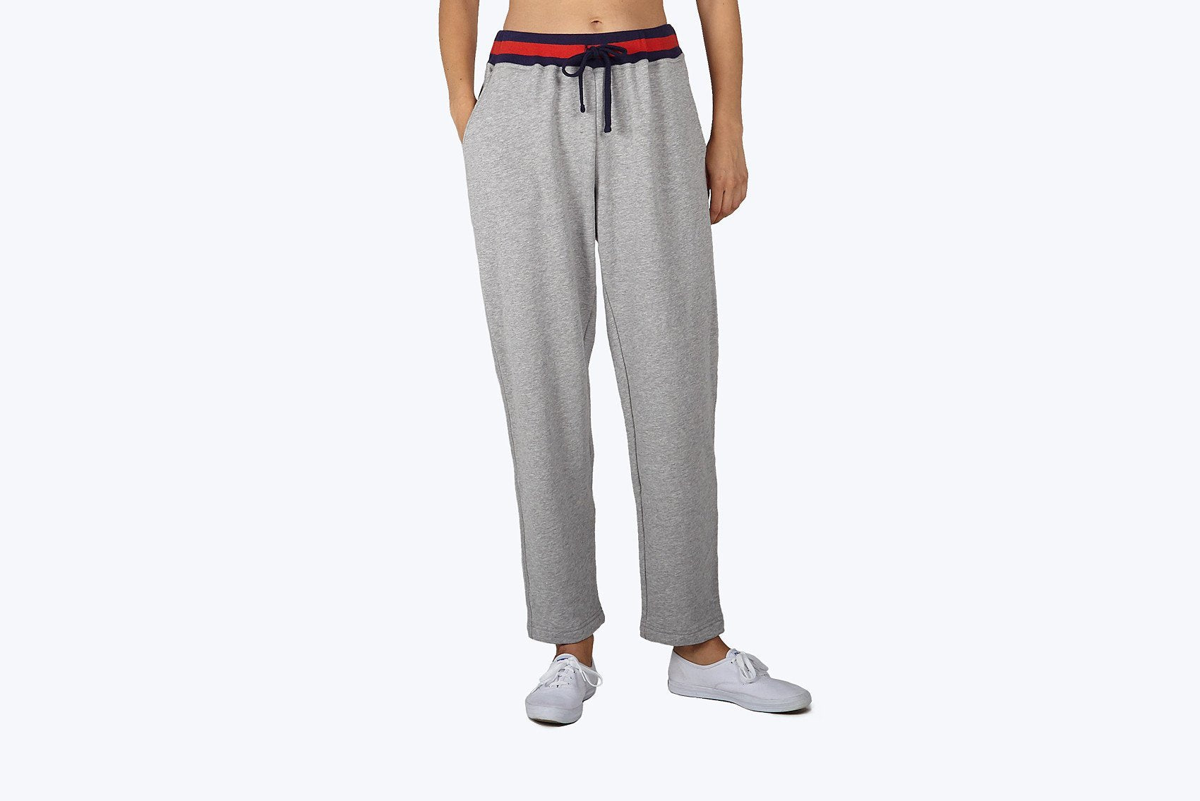 Gillian Mixed-Up Sweatpant