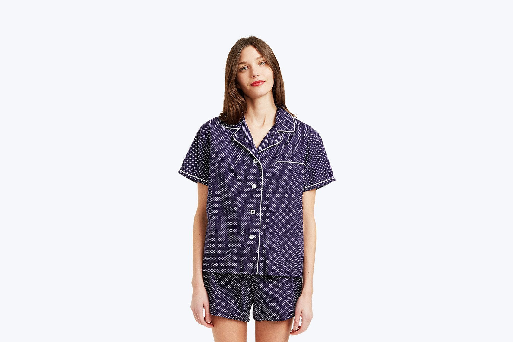Corita Short Sleeve Pajama Shirt