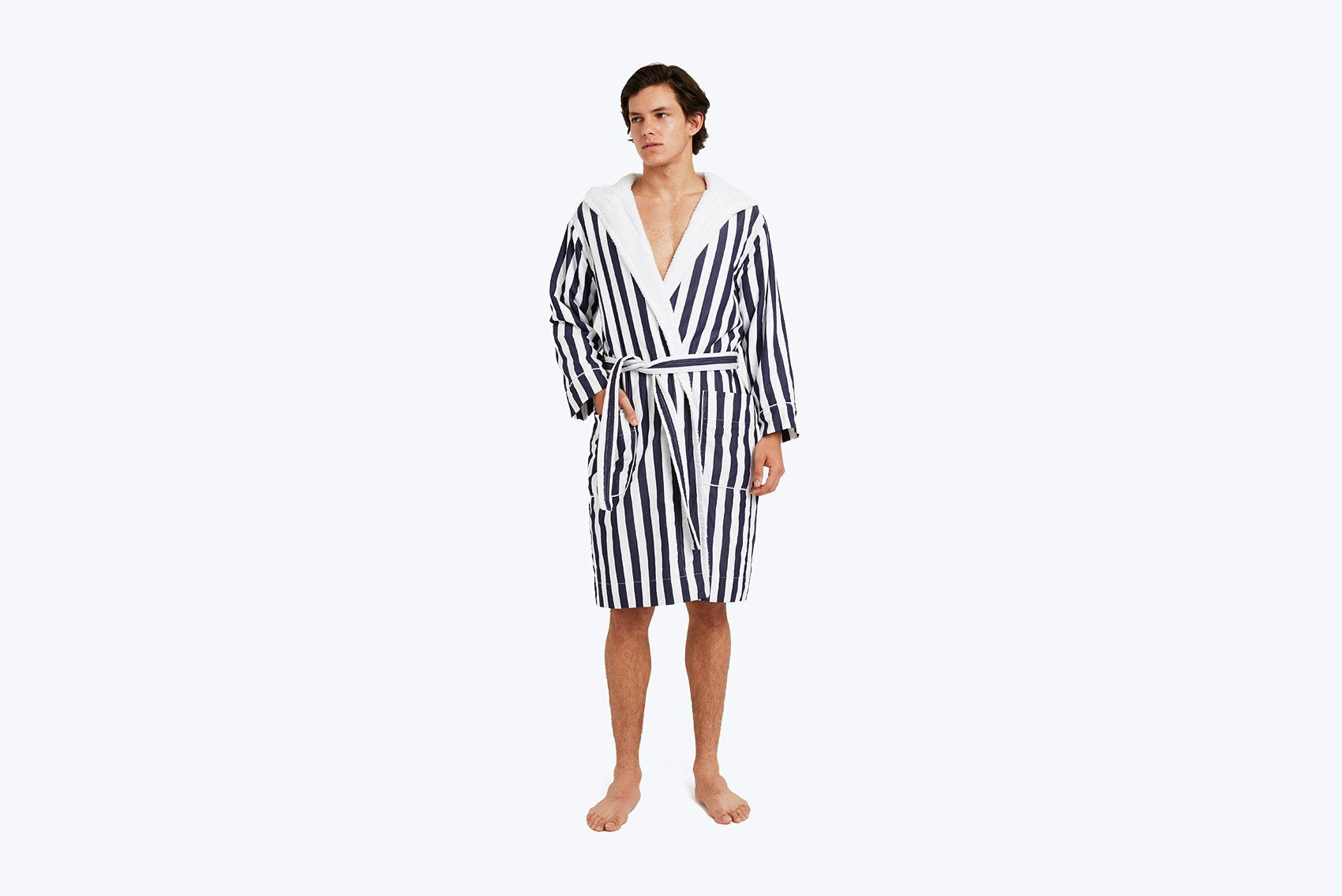 Raymond Terry Lined Robe
