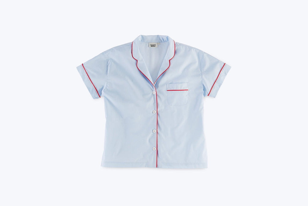 Marina Short Sleeve Pajama Shirt
