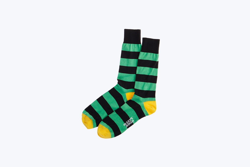 Frank Bold Stripe Socks