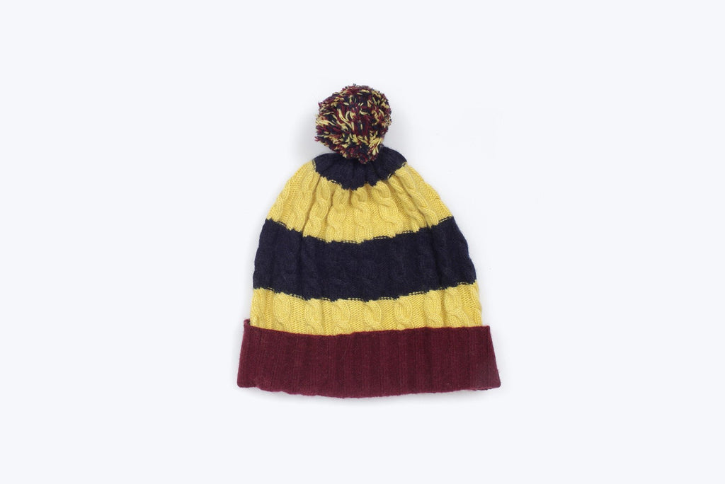 Hat with Pom