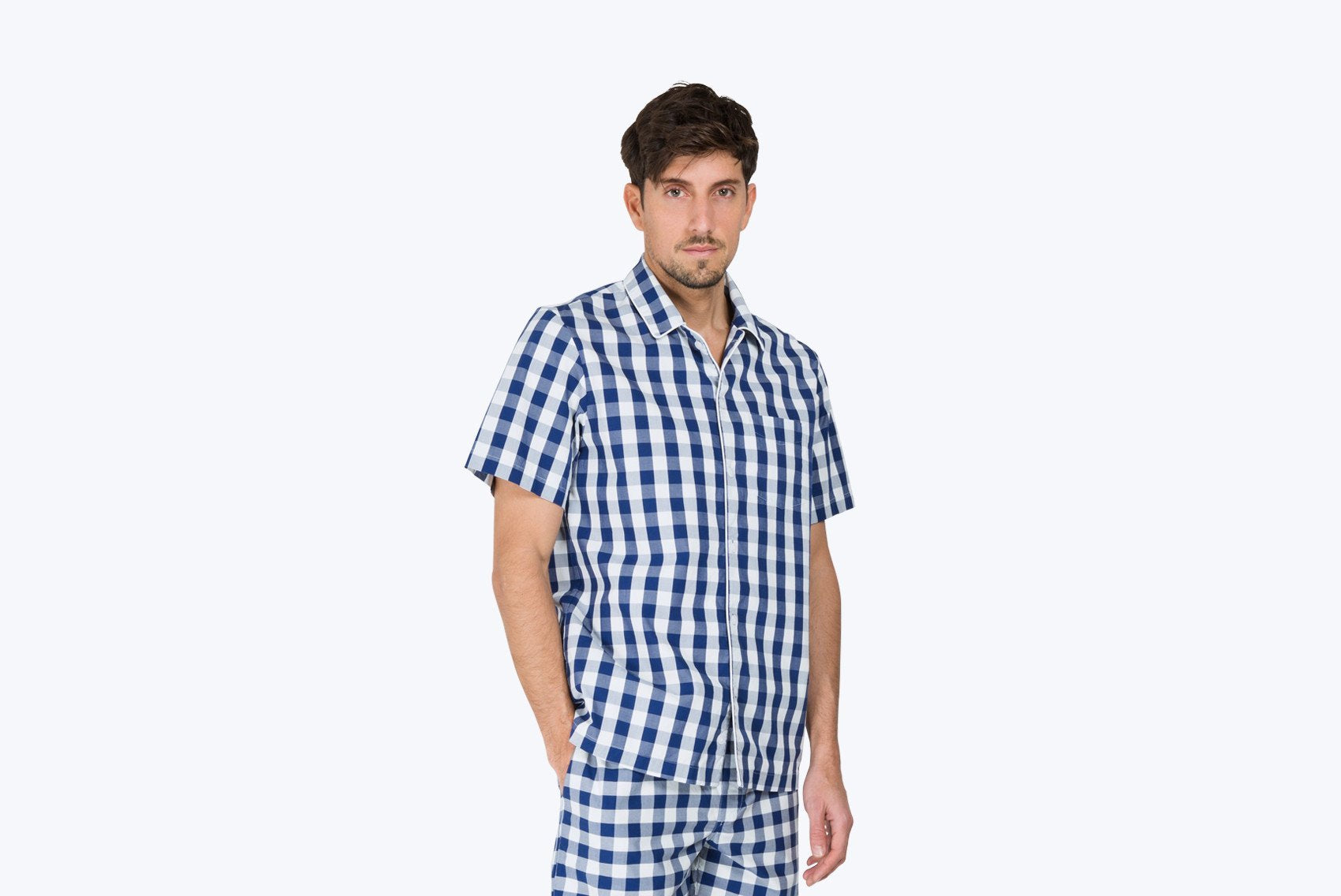 Henry Short Sleeve Pajama Shirt