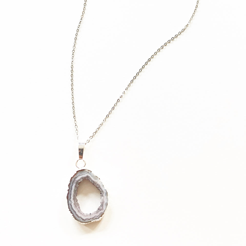 Willow Silver Necklace