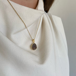 Latte Necklace