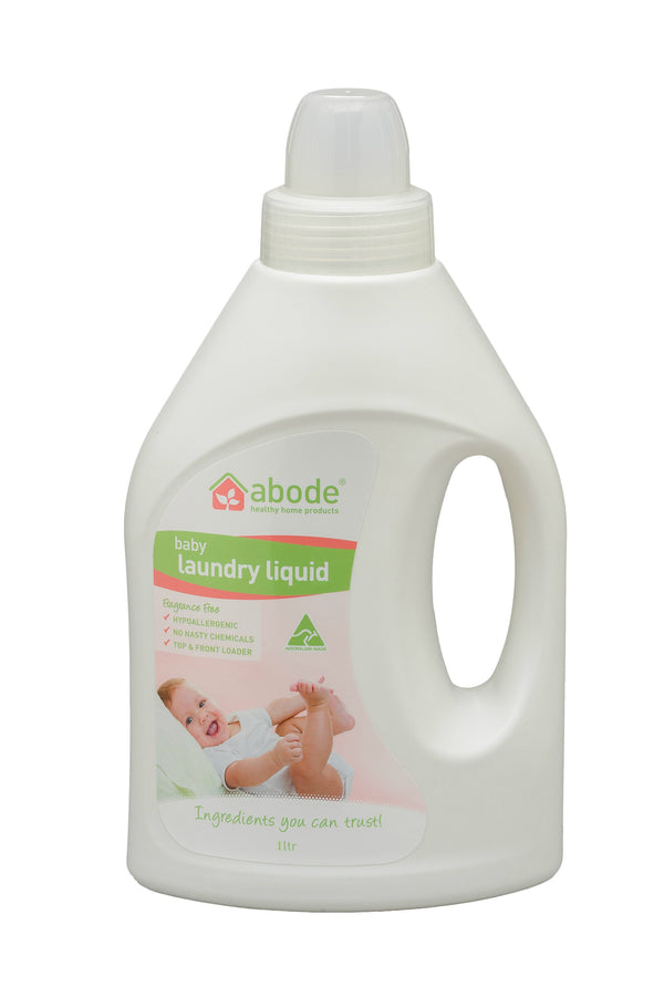 Abode Laundry Liquid Baby