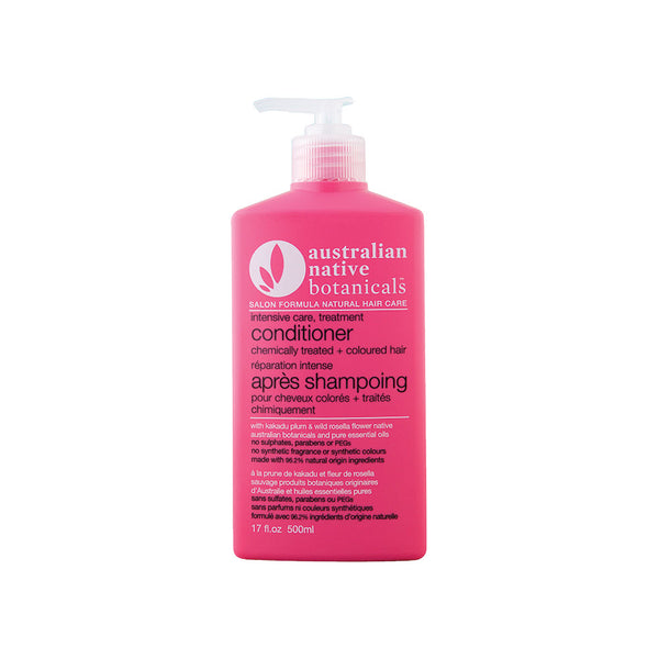 Native Botanicals Conditioner - Intensive Care (Chemically Treated and Coloured) 500ml