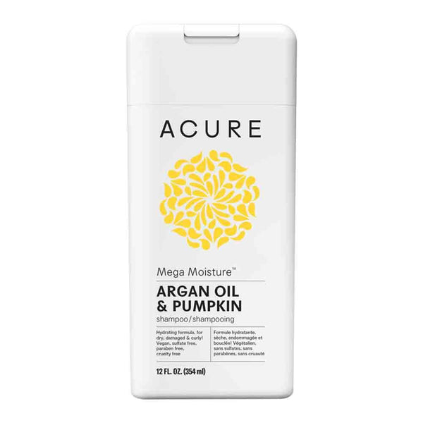 Acure Argan Oil & Pumpkin Shampoo - 354 ml