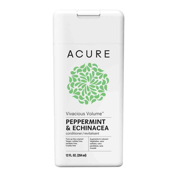 Acure Peppermint & Echinacea Conditioner - 354ml