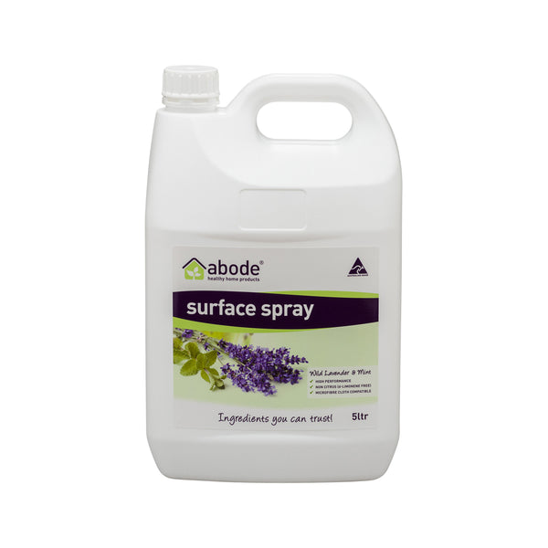 Abode Surface Spray <br> Wild Lavender Mint