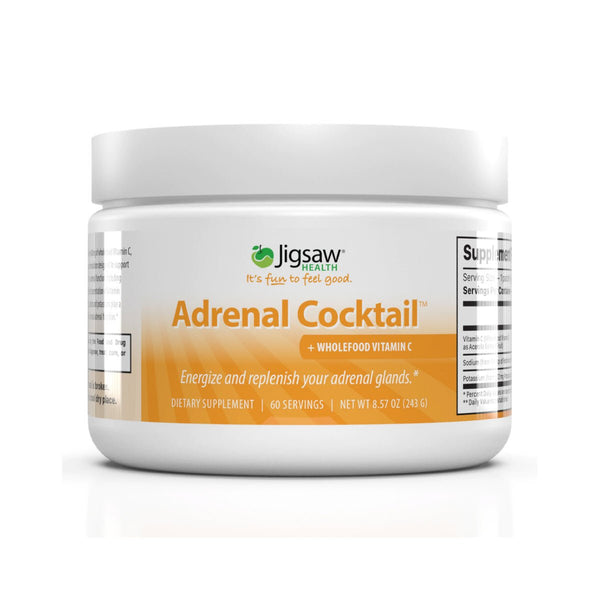 Jigsaw Health Adrenal Cocktail + Wholefood Vitamin C