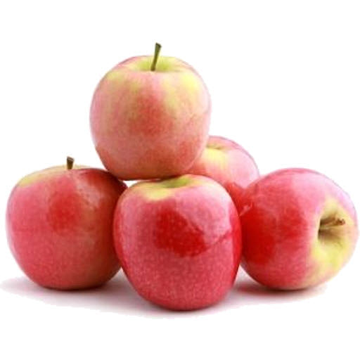 Organic Apple Pink Lady 2kg (Bag)