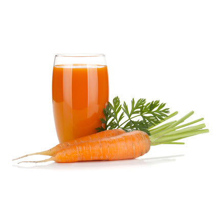 Organic Juicing Carrots
