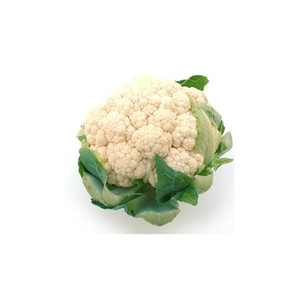 Organic Cauliflower <br> (Medium/Large)