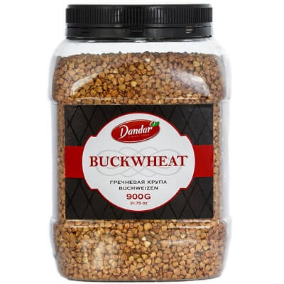 Dandar Unground <br> Buckwheat 900gr