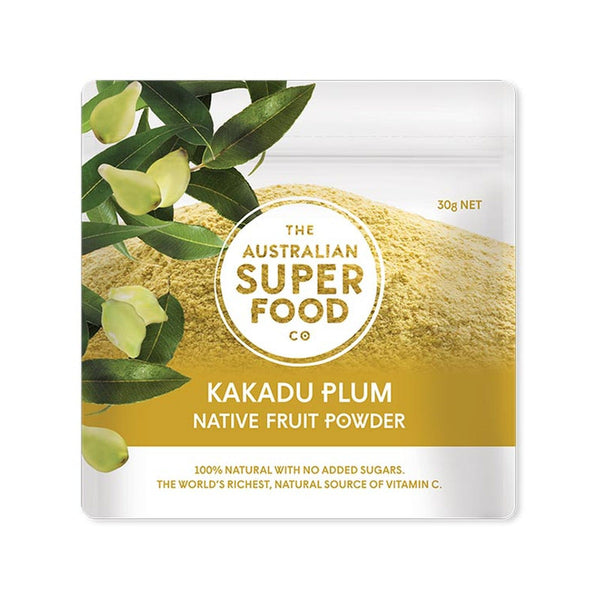 The Australian Super Food Kakadu Plum powder 100% Natural 30gr