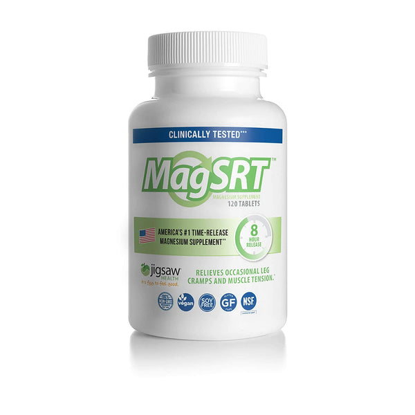 Jigsaw Health Magnesium W/SRT 120ct