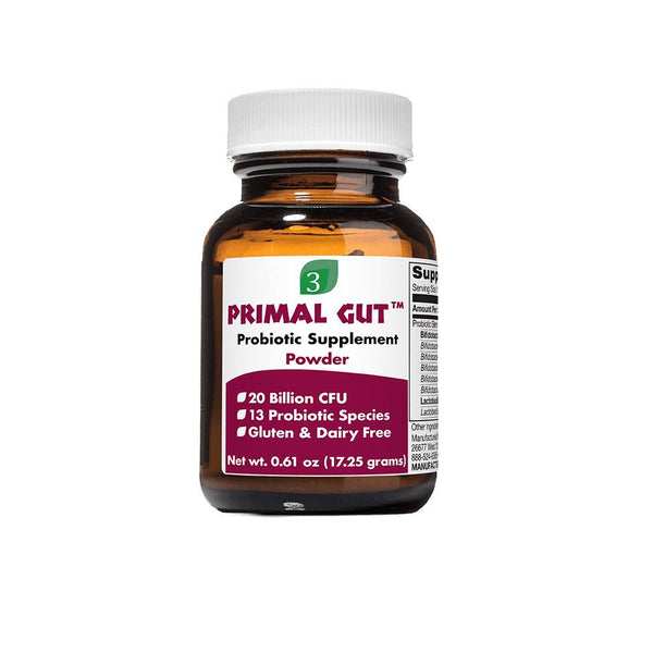 Organic 3 Primal Gut Powder 17.25gr