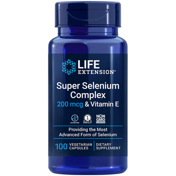 Life Extension Super <br> Selenium Complex 100ct