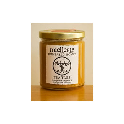 Miellerie Tea Tree Unheated Honey