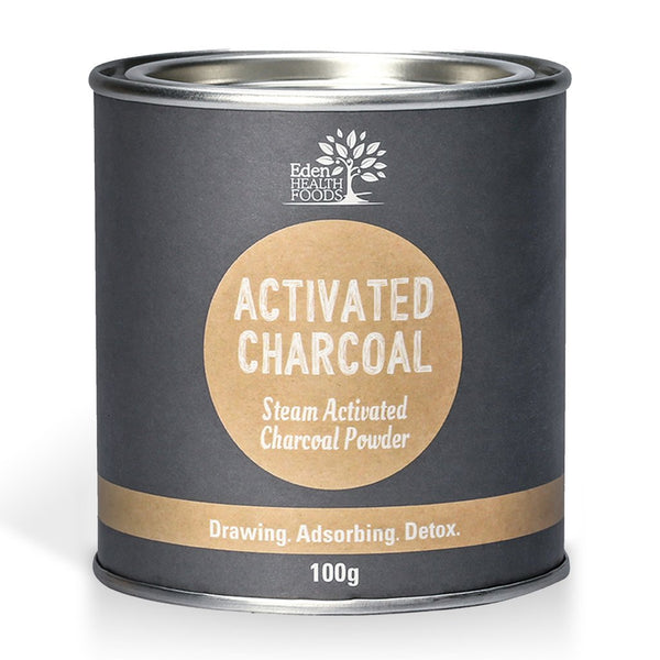 Eden Healthfoods Activated Charcoal 100gr