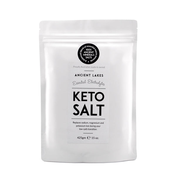 Ancient Lakes Keto Salt 425gr