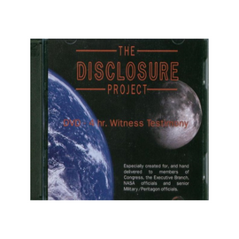 Disclosure Witness 4-Hour DVD